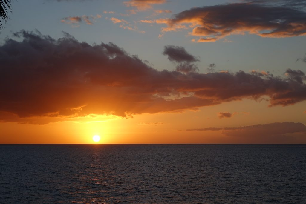 Kihei Sunset - Wes Carlson photo